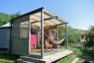 Ty Crwn Bach Idris Yurt and Roundhouse | Ty Mam Mawr Eco Retreat Centre